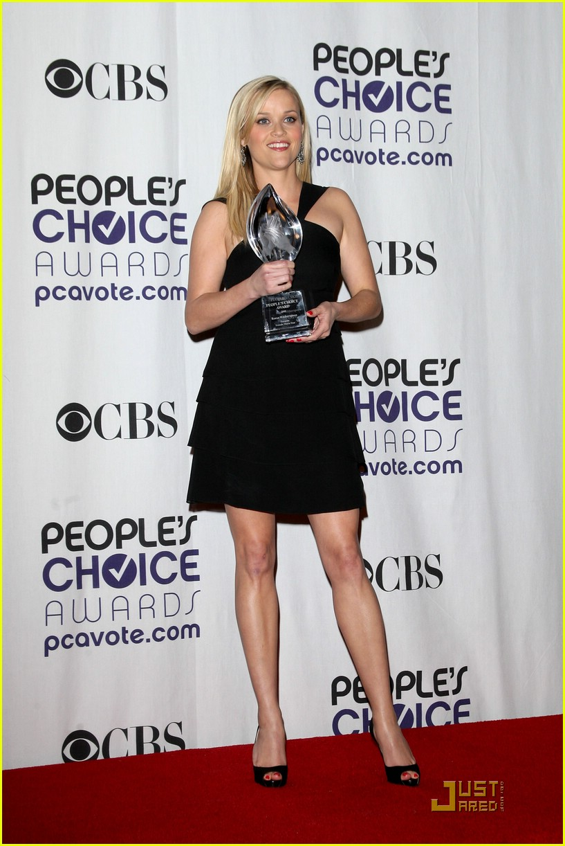 reese witherspoon peoples choice awards 2009 12