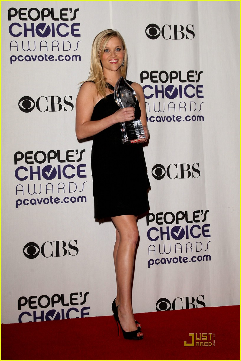 reese witherspoon peoples choice awards 2009 161635511