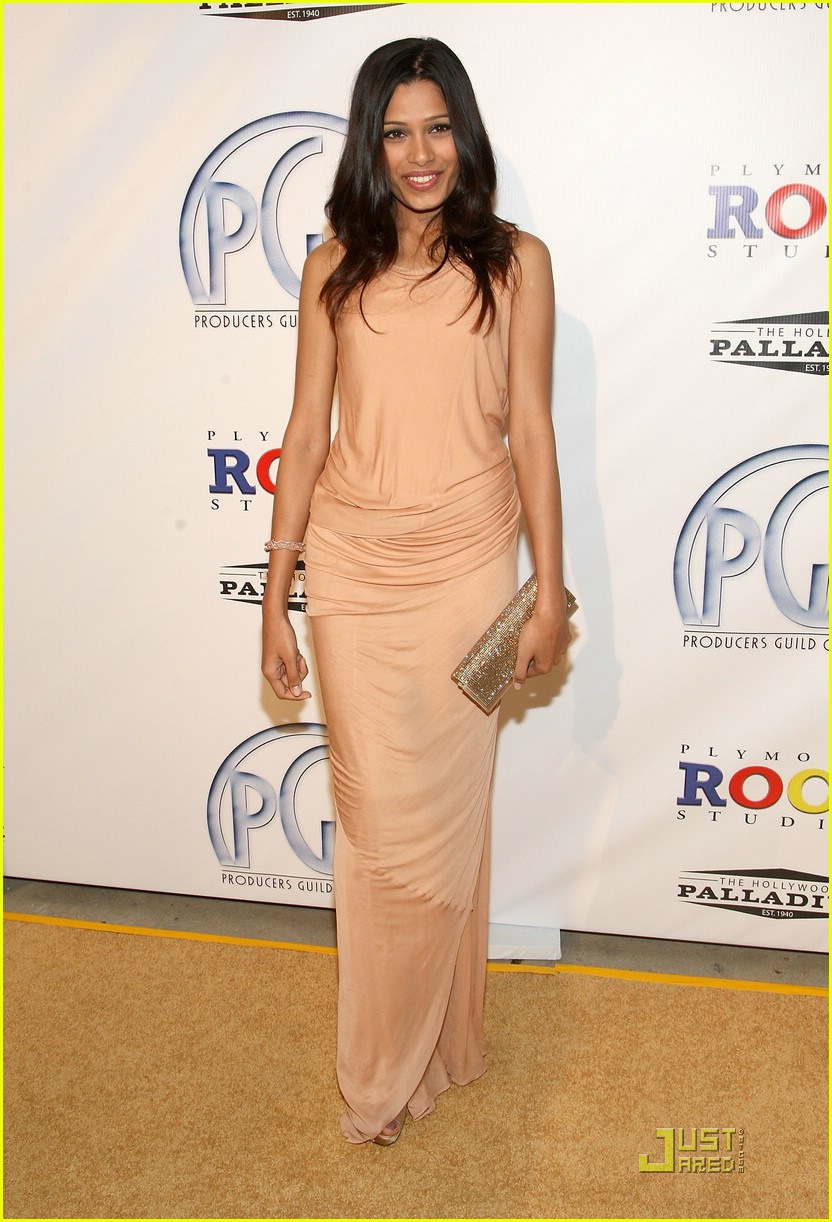 freida pinto producers guild awards 051676191
