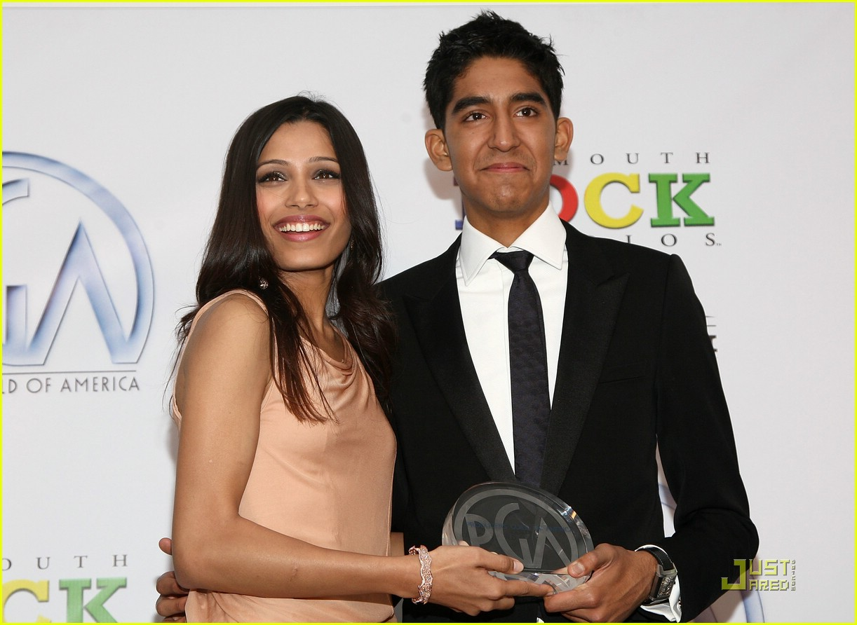 freida pinto producers guild awards 081676221