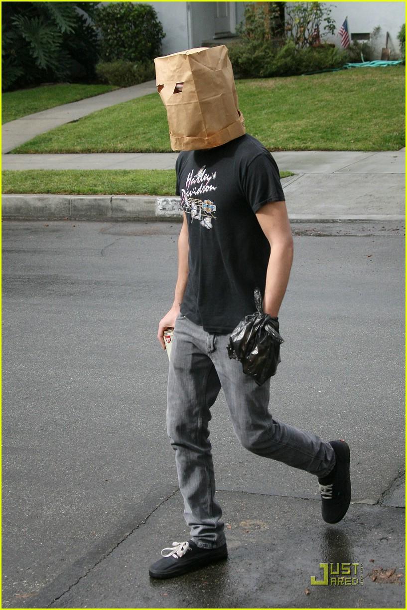 shia labeouf paper bag head 041671301
