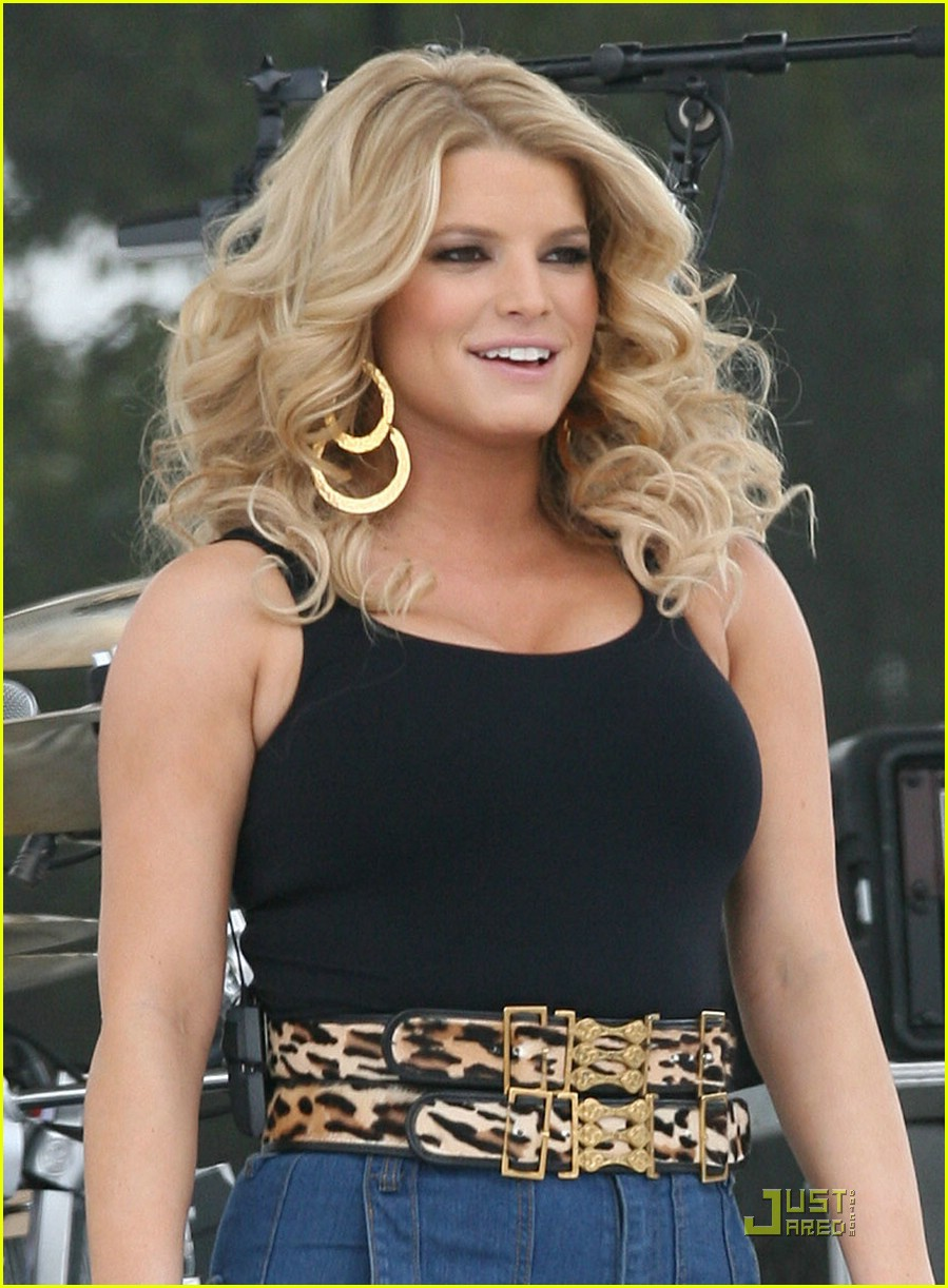 jessica simpson kiss country chili cookoff 011676301