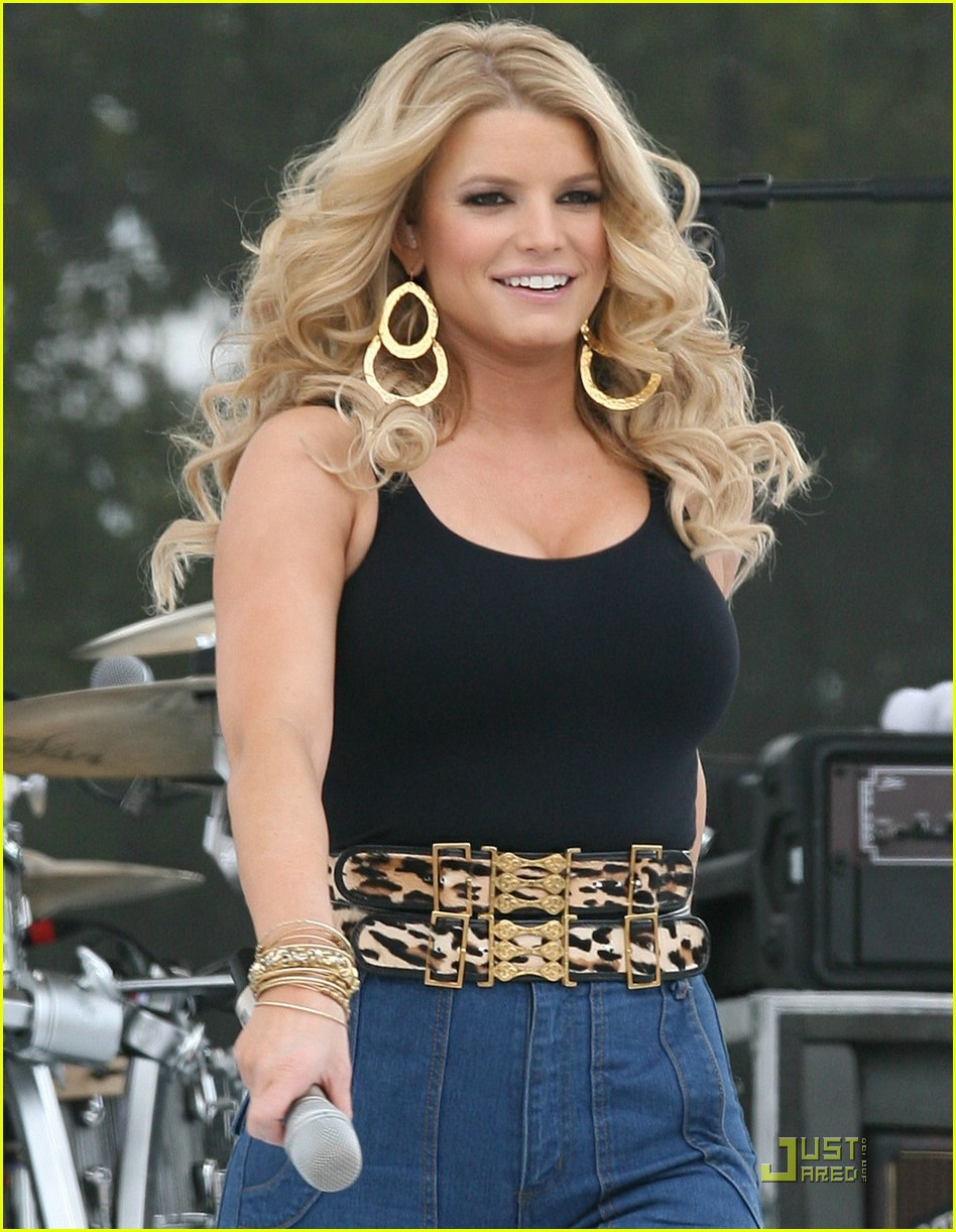 jessica simpson kiss country chili cookoff 031676321