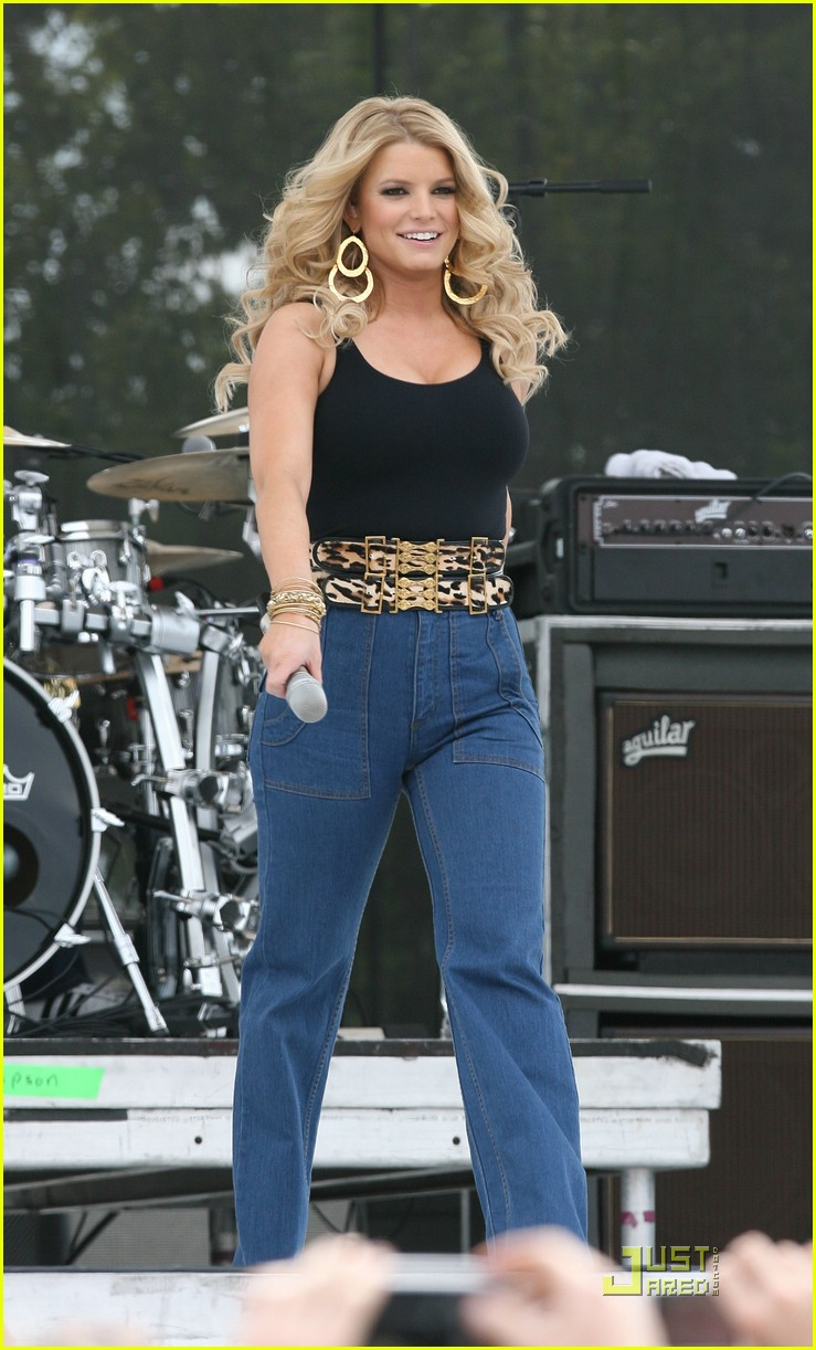 jessica simpson kiss country chili cookoff 061676351