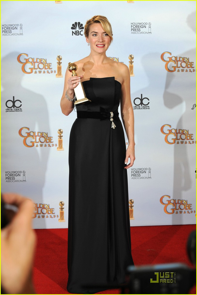 kate winslet golden globes 2009 best actress 291645991