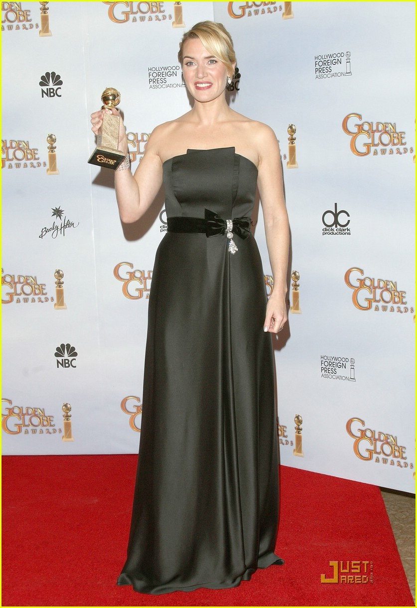 kate winslet golden globes 2009 best actress 34
