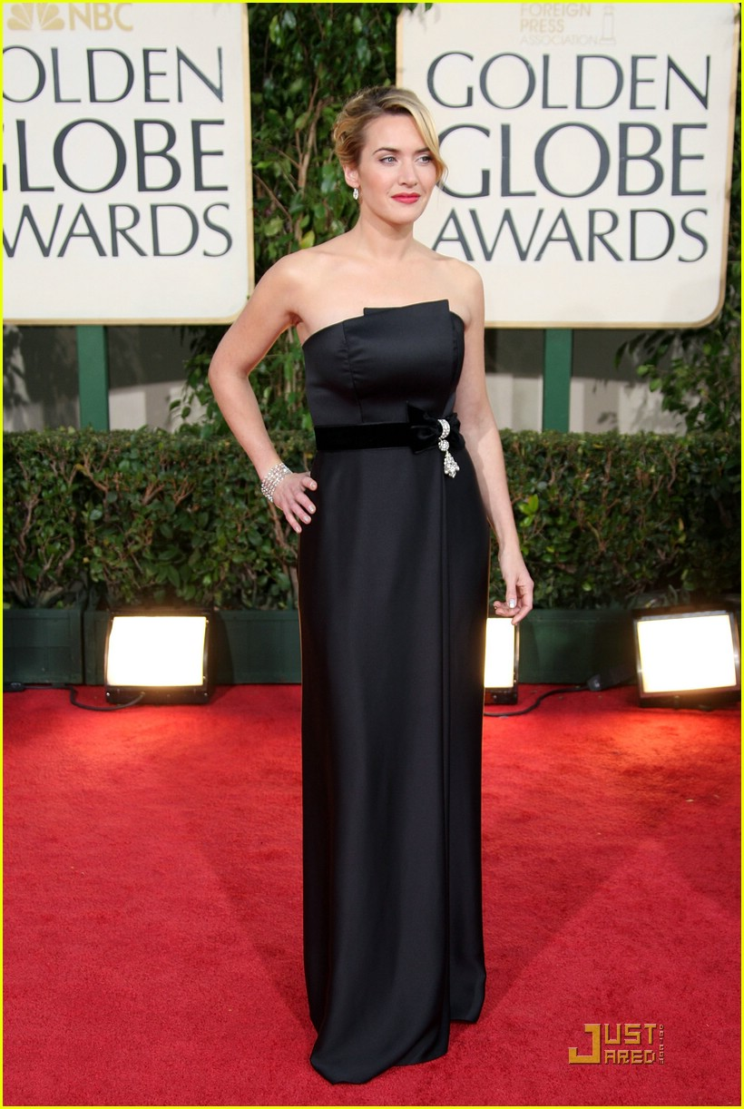 kate winslet golden globes 2009 best actress 381646081