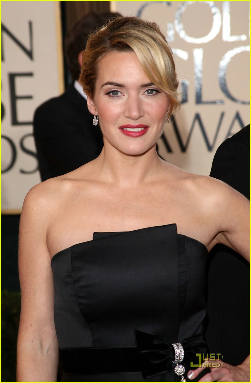 kate winslet golden globes 2009 best actress 391646091