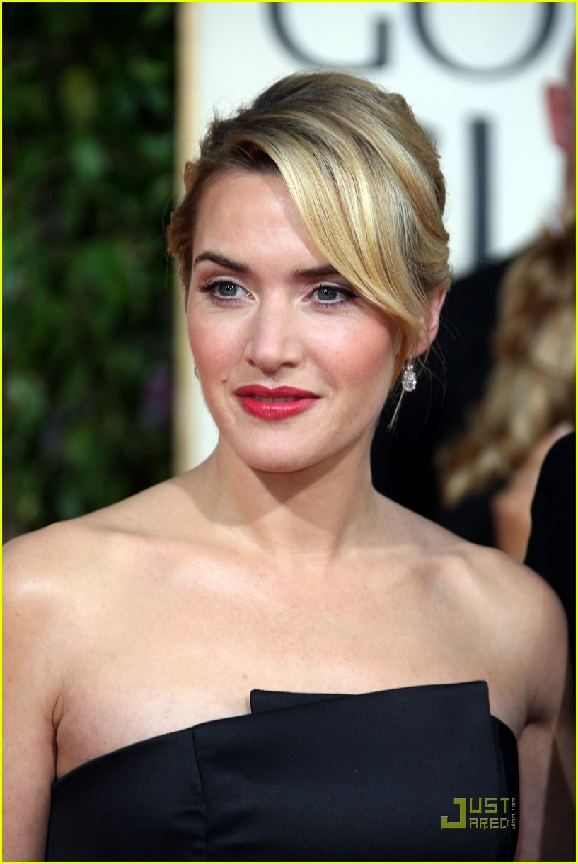 kate winslet golden globes 2009 best actress 421646121