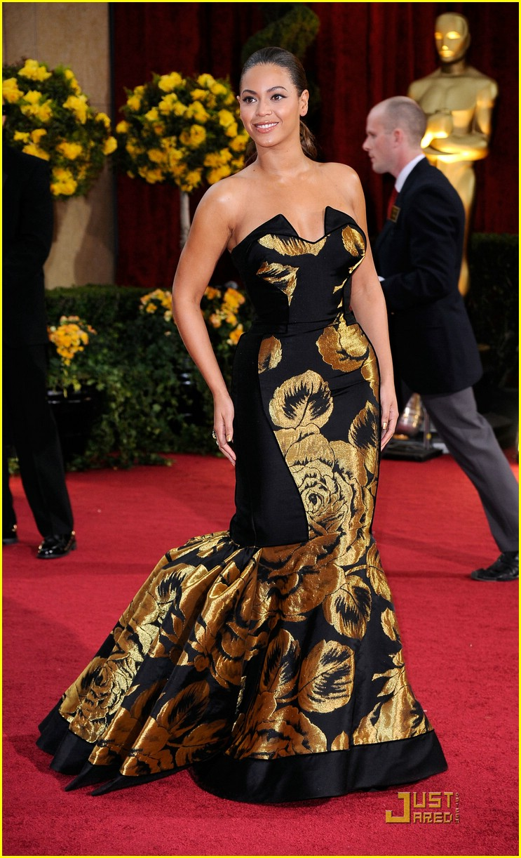 Beyonce Oscars 2009 Photo 1744441 Beyonce Knowles