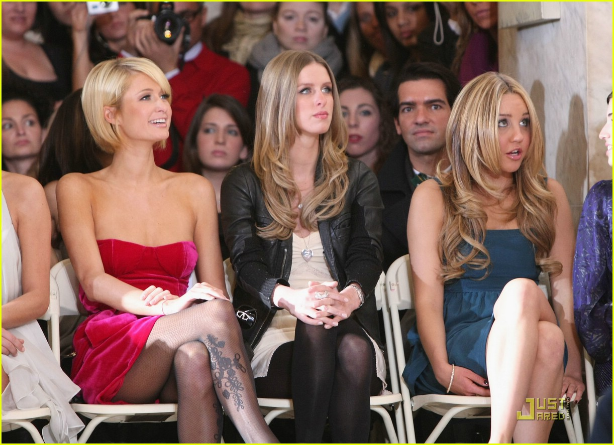 amanda bynes fashion week fun 19