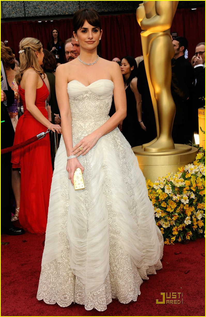 penelope cruz 2009 oscars 01