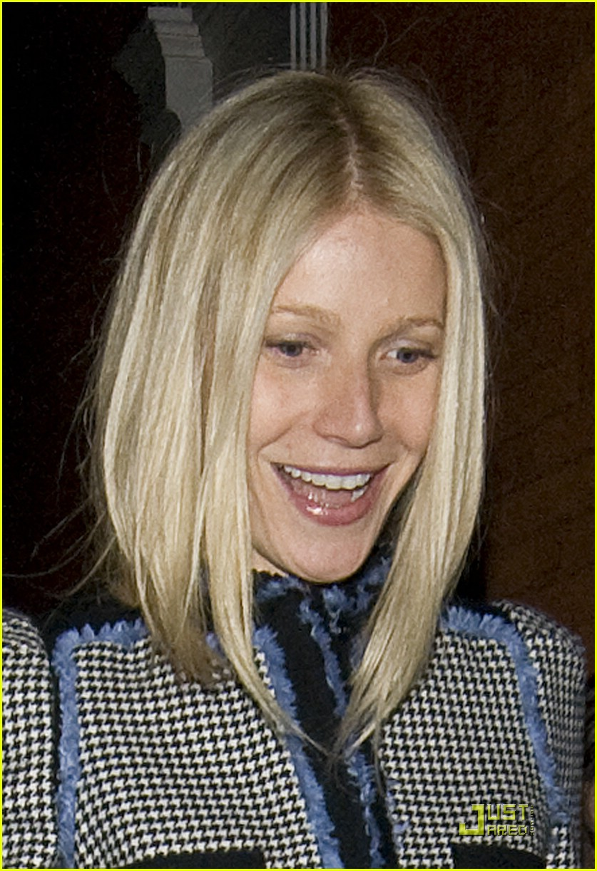 gwyneth paltrow coldplay concert 03