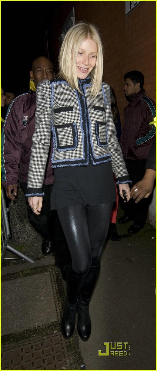 gwyneth paltrow coldplay concert 051734011