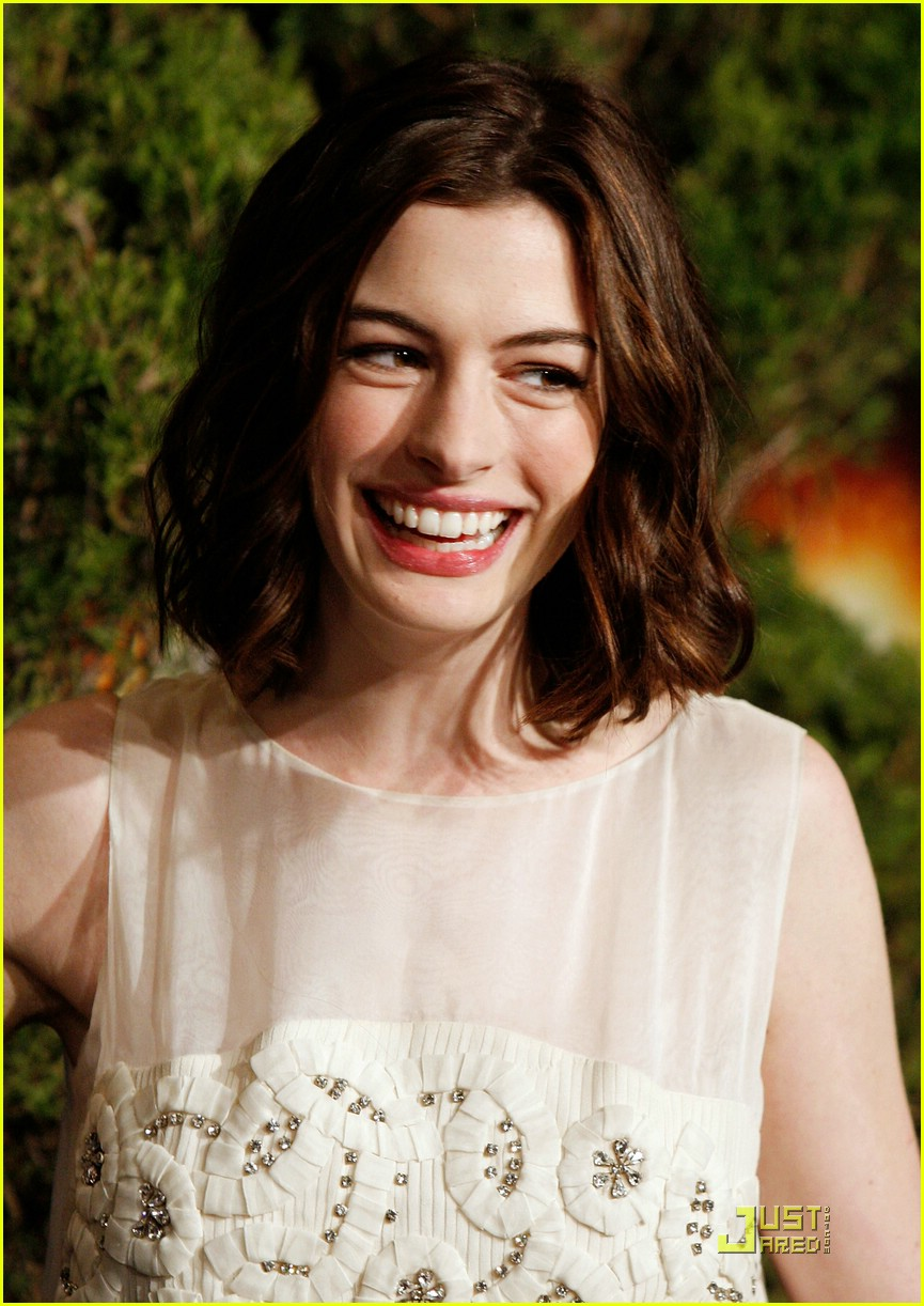 anne hathaway 2009 oscar nominees luncheon 031698961