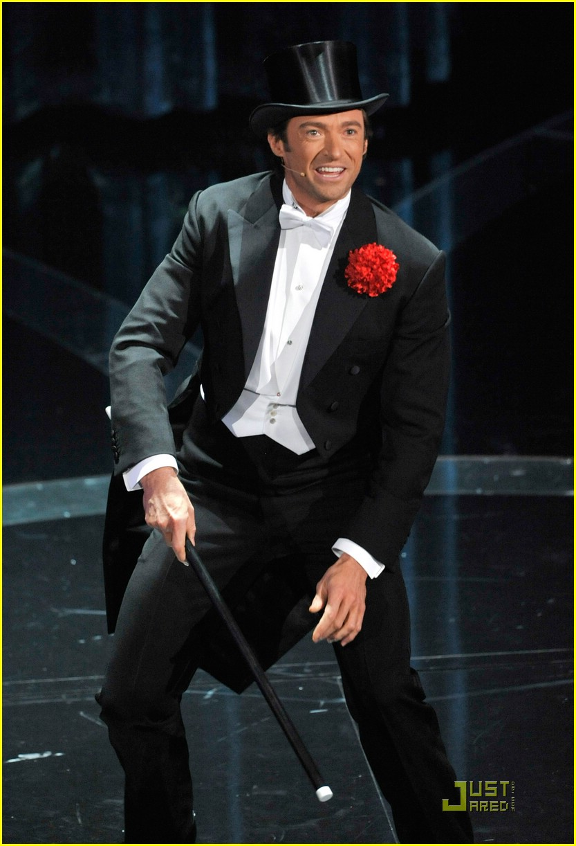 hugh jackman 2009 oscars 34