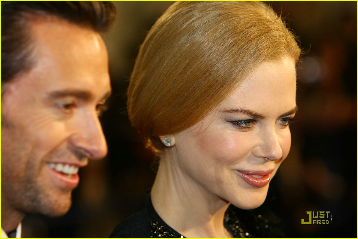 nicole kidman hugh jackman australia tokyo 08