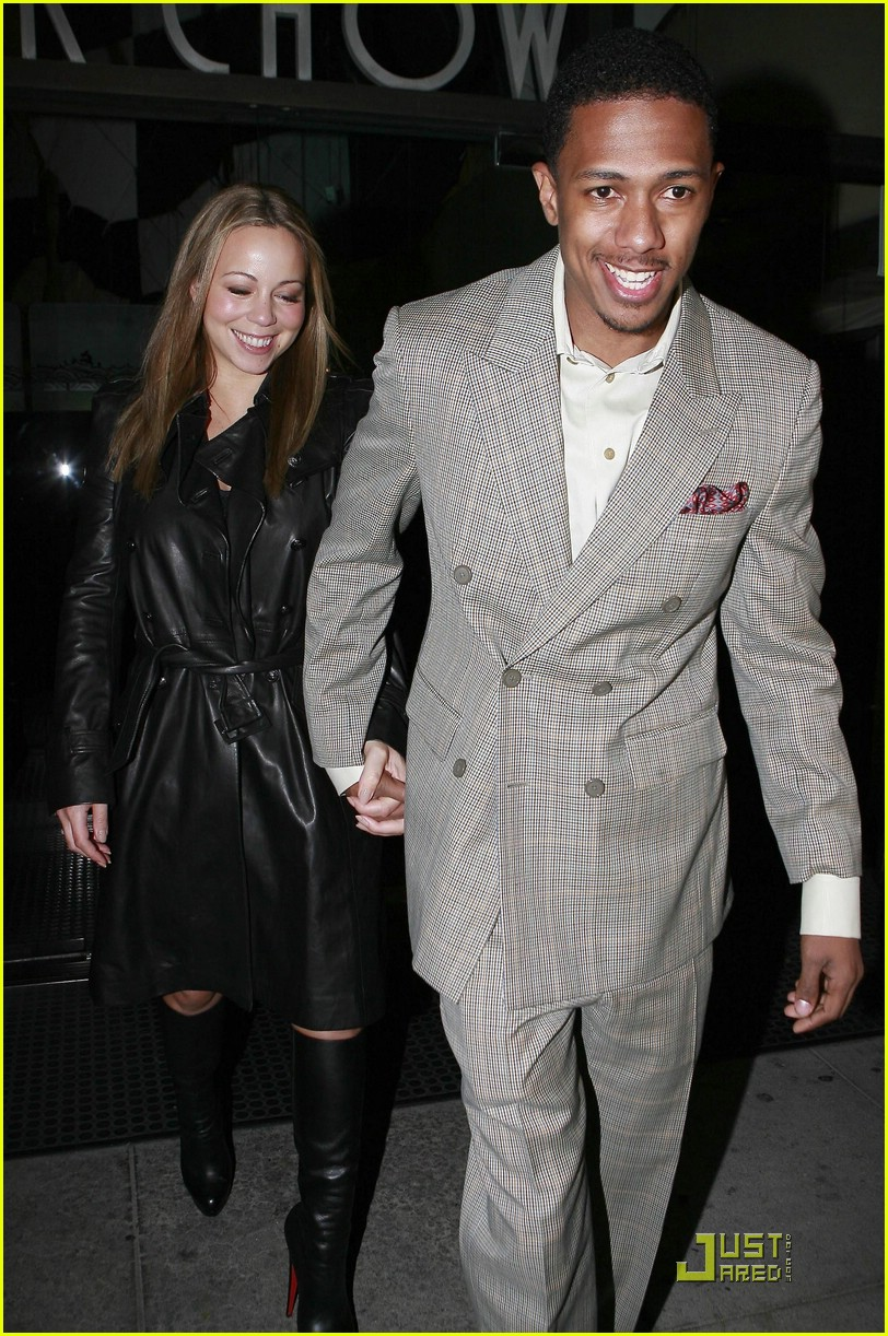 mariah carey nick cannon mr chow 051702471