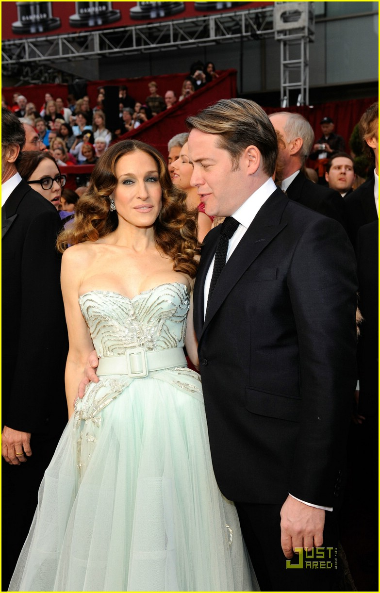 sarah jessica parker 2009 oscars 07