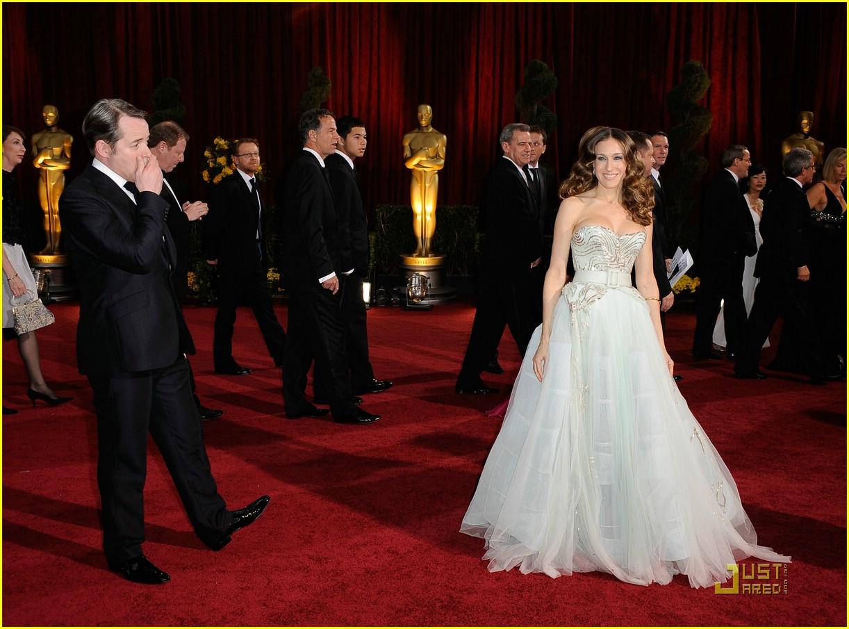Sarah Jessica Parker Oscars 2009