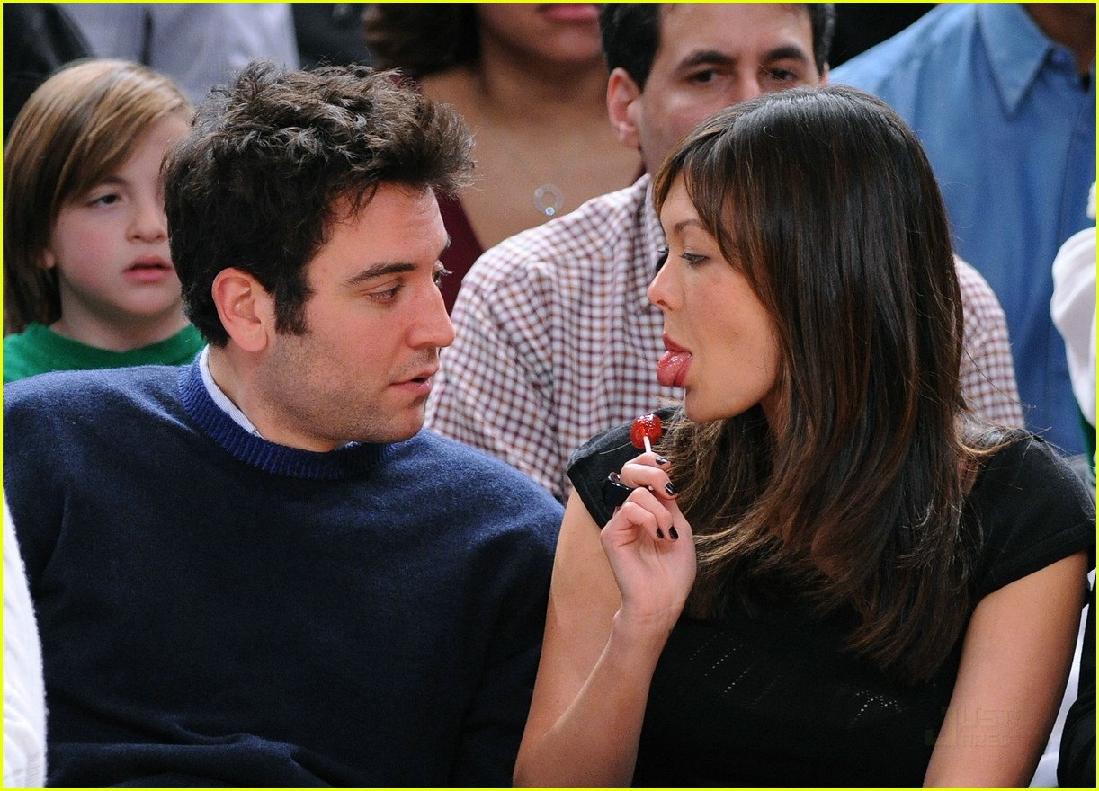 josh radnor lindsay price couple 02