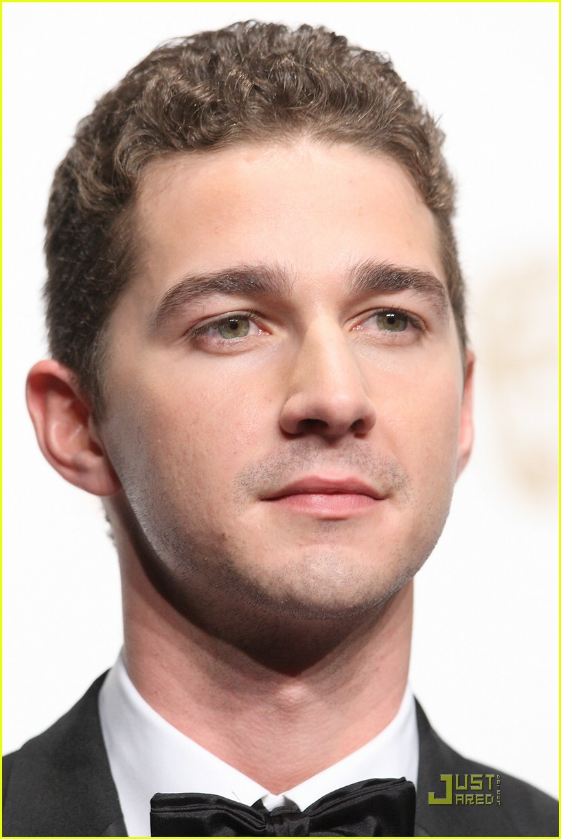 shia labeouf bafta awards 09