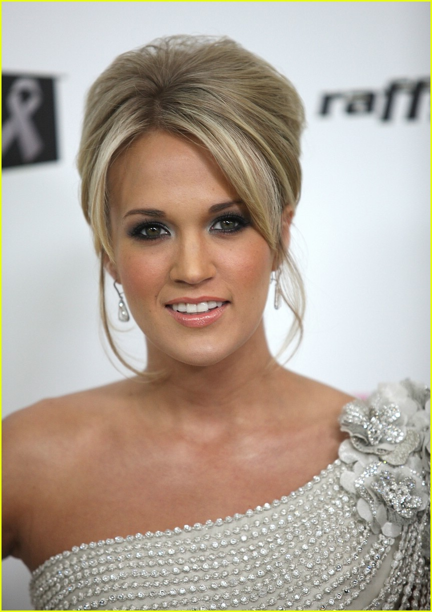 carrie underwood oscars 2009 01