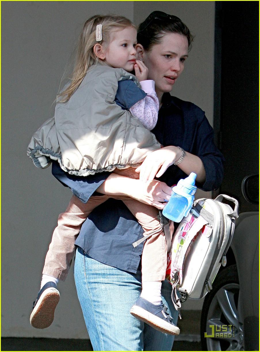 jennifer garner violet affleck mommy time 031736071