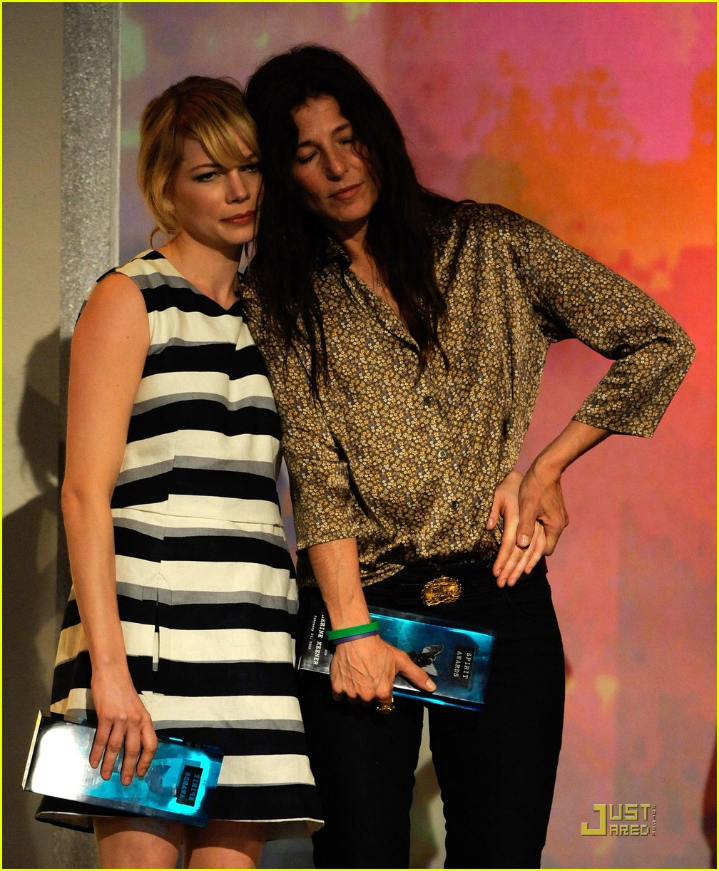 michelle williams 2009 film independents spirit awards 031741381