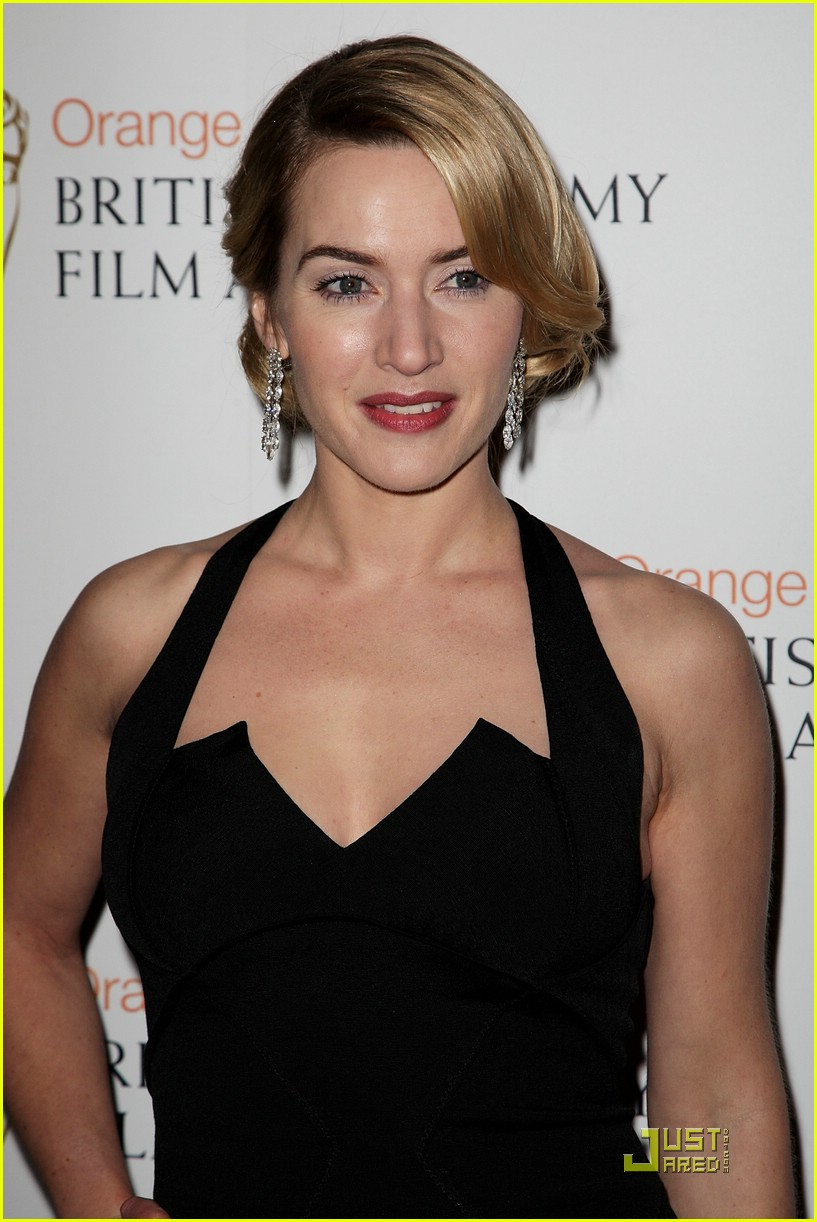 kate winslet bafta awards 07