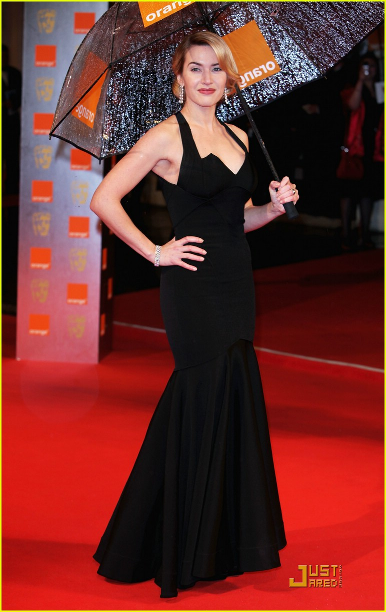 kate winslet bafta awards 08