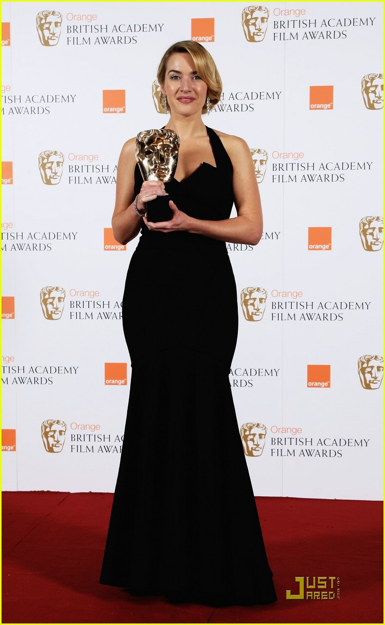 kate winslet bafta awards 14