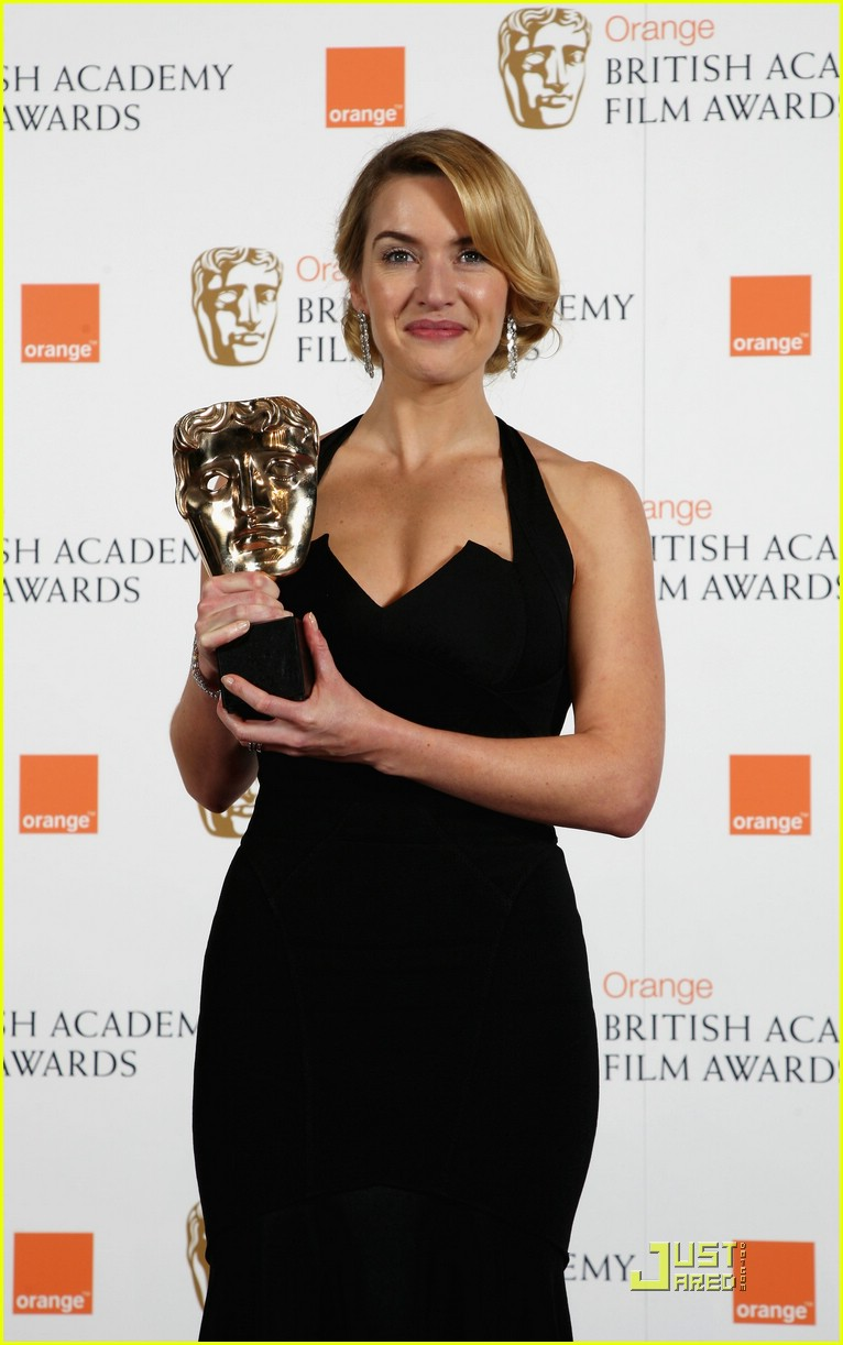 kate winslet bafta awards 17