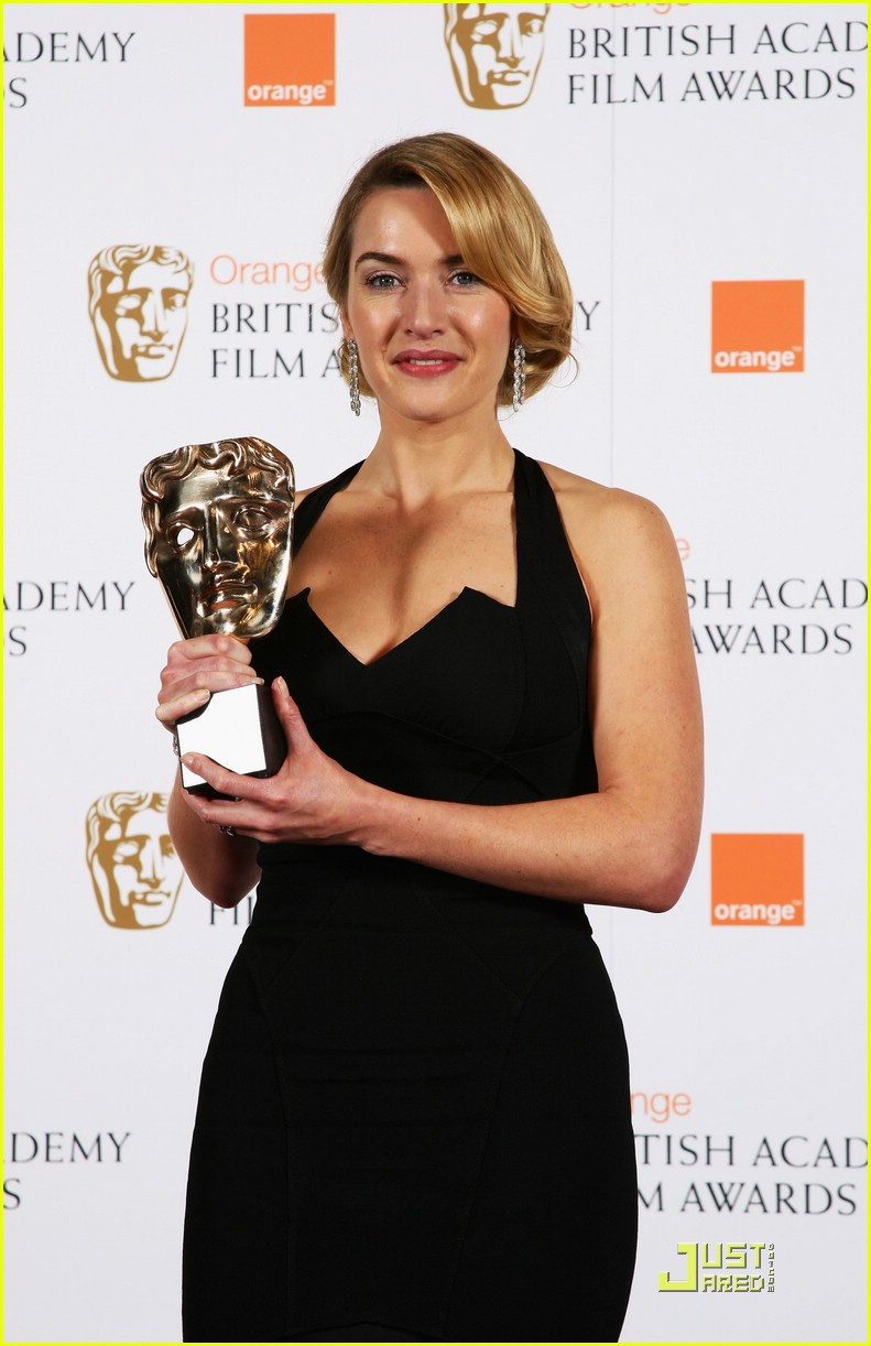 kate winslet bafta awards 18