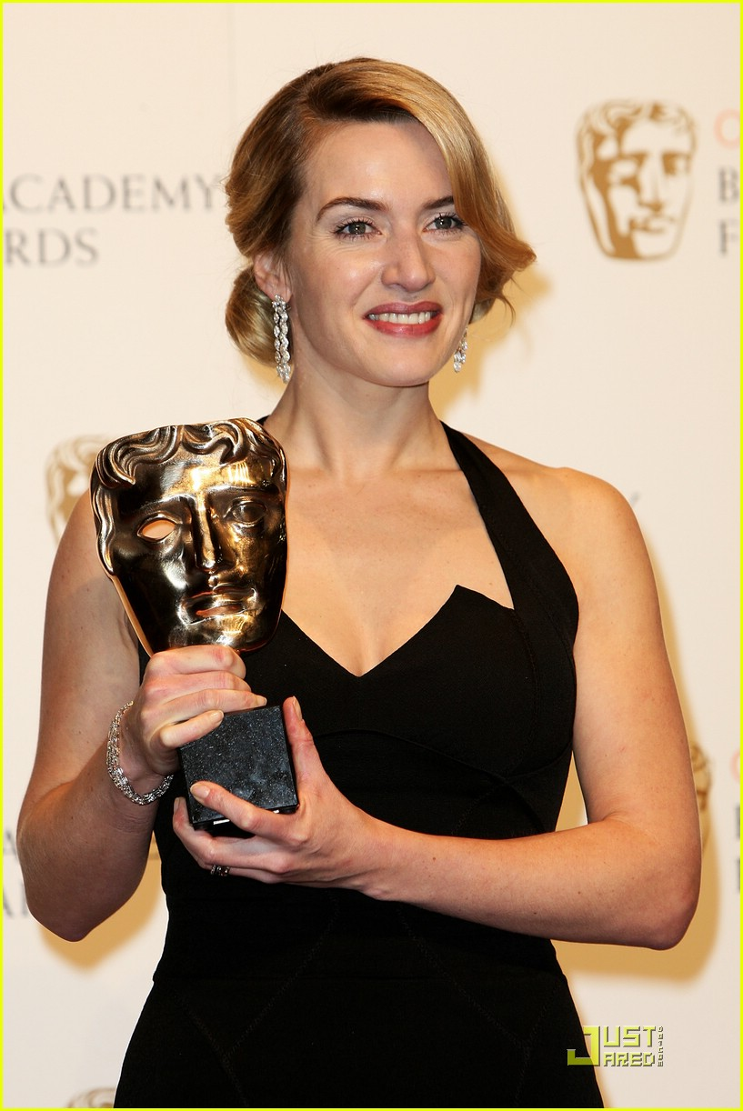 kate winslet bafta awards 22