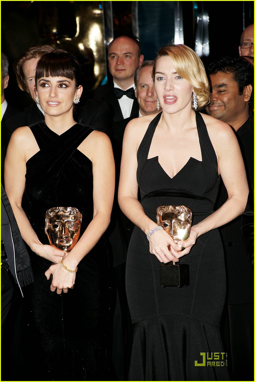 kate winslet bafta awards 501713261