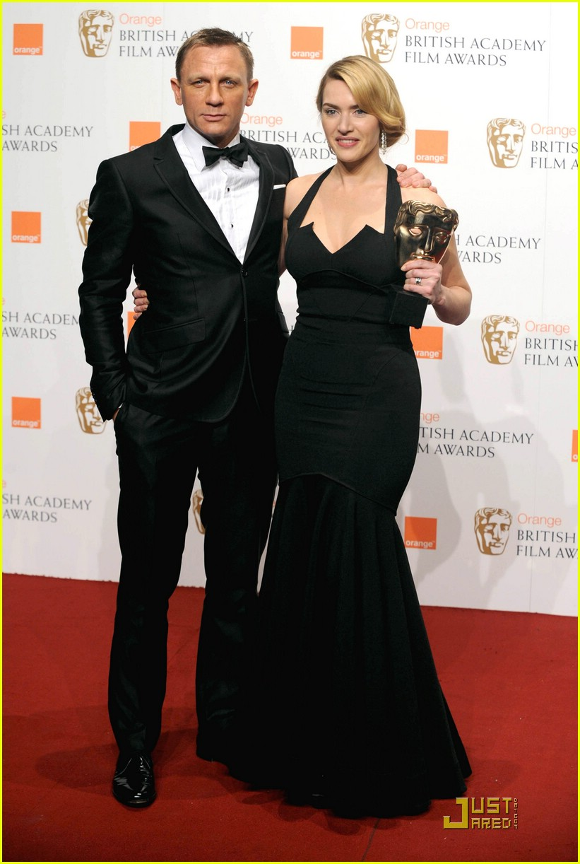 kate winslet bafta awards 66