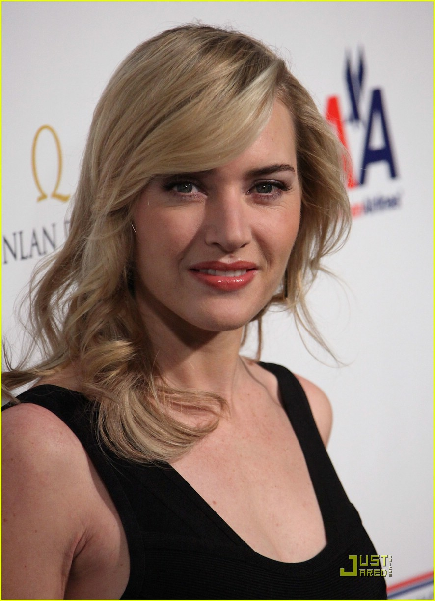 kate winslet honoring the irish 14