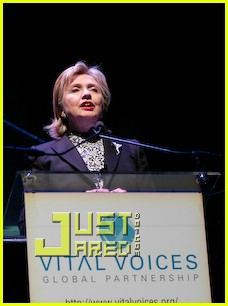 ben affleck hillary clinton vital voices 141803351