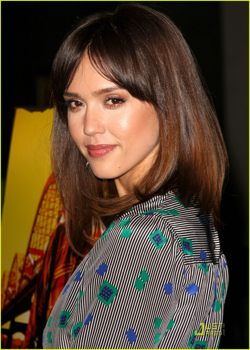 jessica alba sugar premiere 40