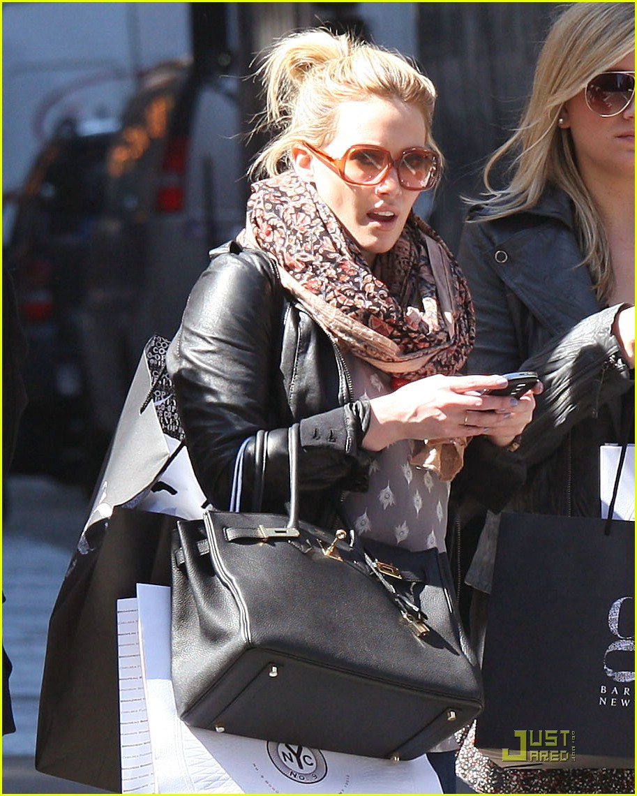 hilary duff barneys 061824751