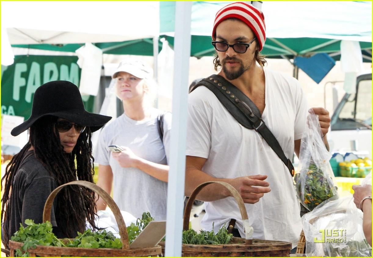 jason momoa lisa bonet farmers market 061800481