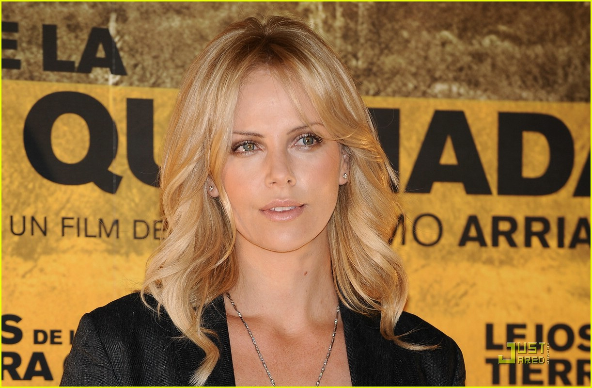 charlize theron the burning plain madrid 131769901