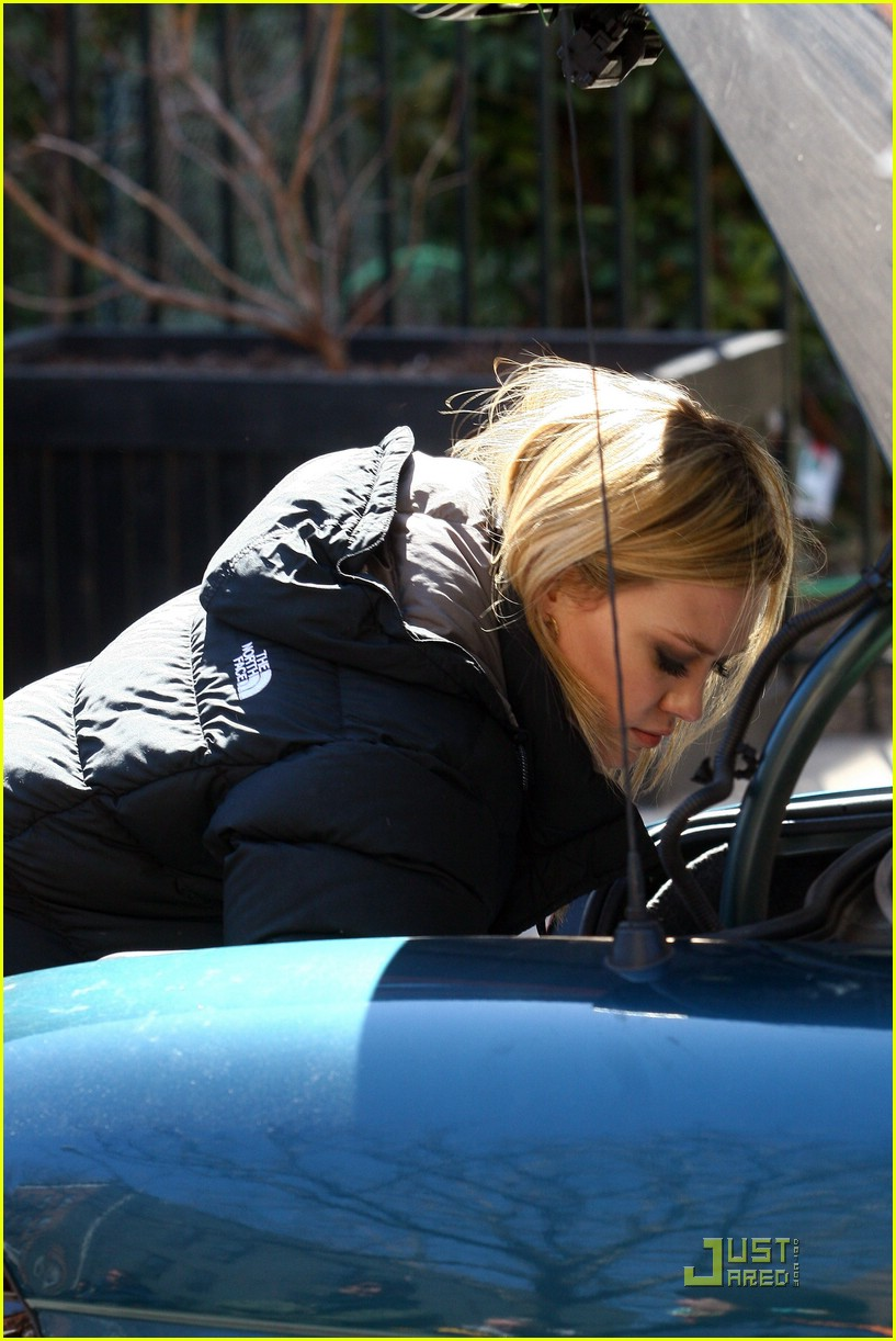 hilary duff svu ashlee walker 031808741