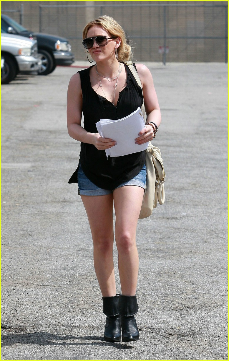 hilary duff casting call 05