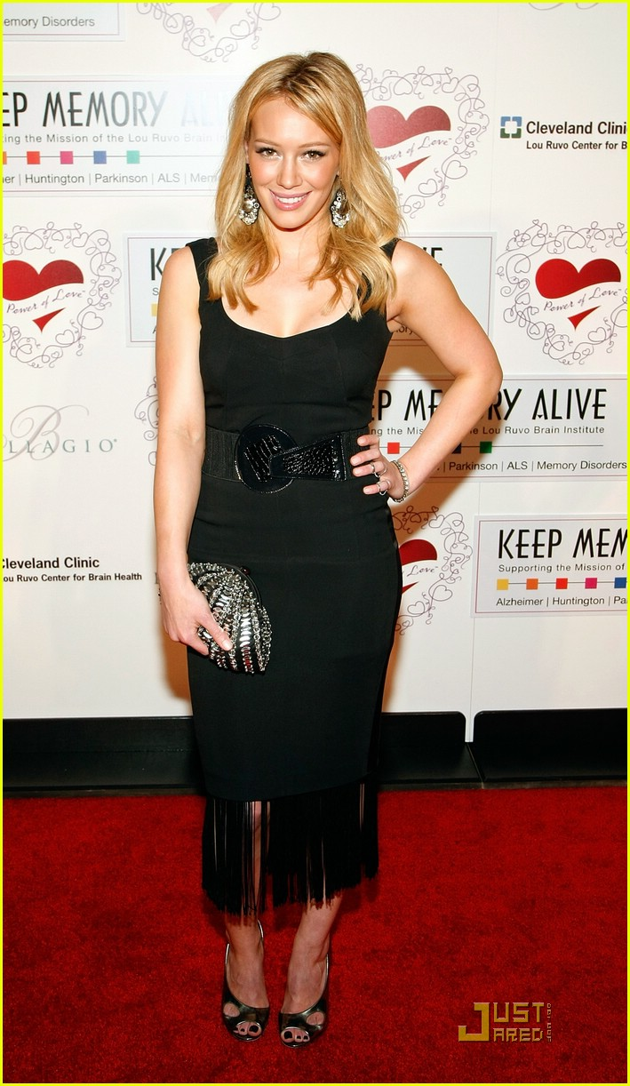 hilary duff keep the memory alive 031758851