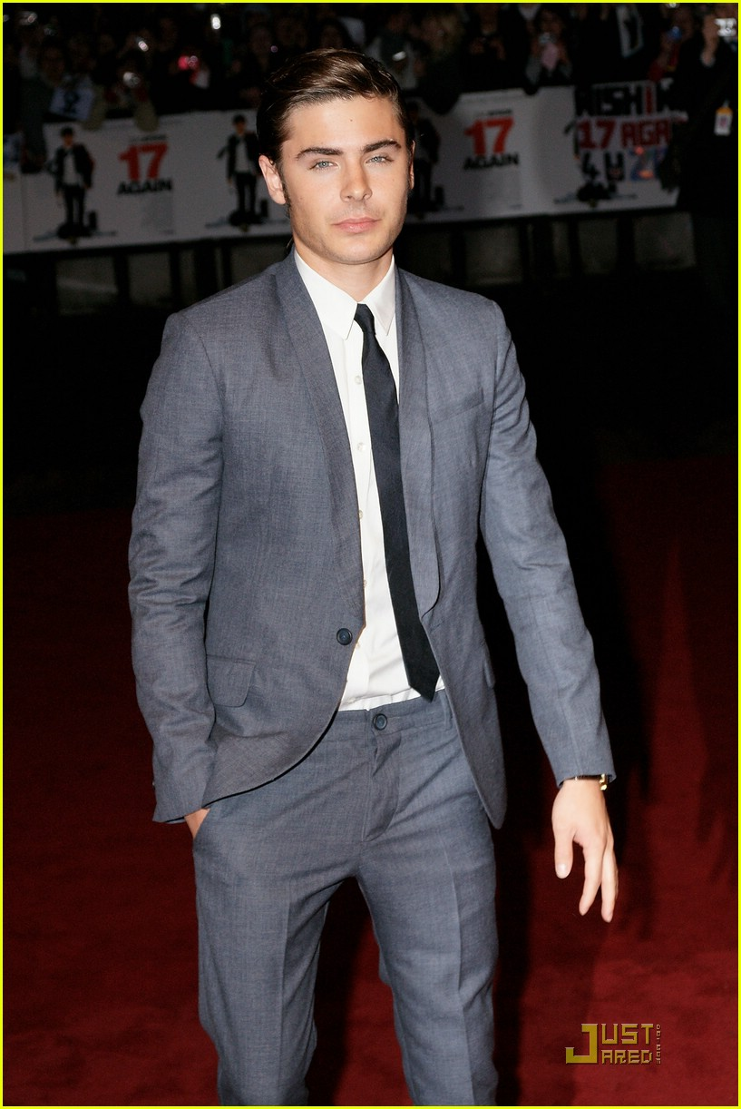zac efron 17 again london 02