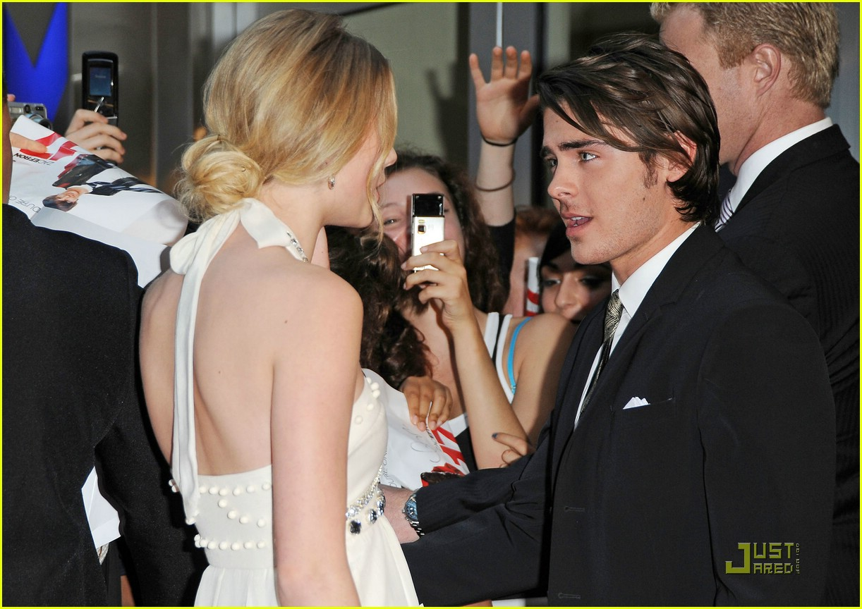 zac efron taylor swift 17 again 081783201