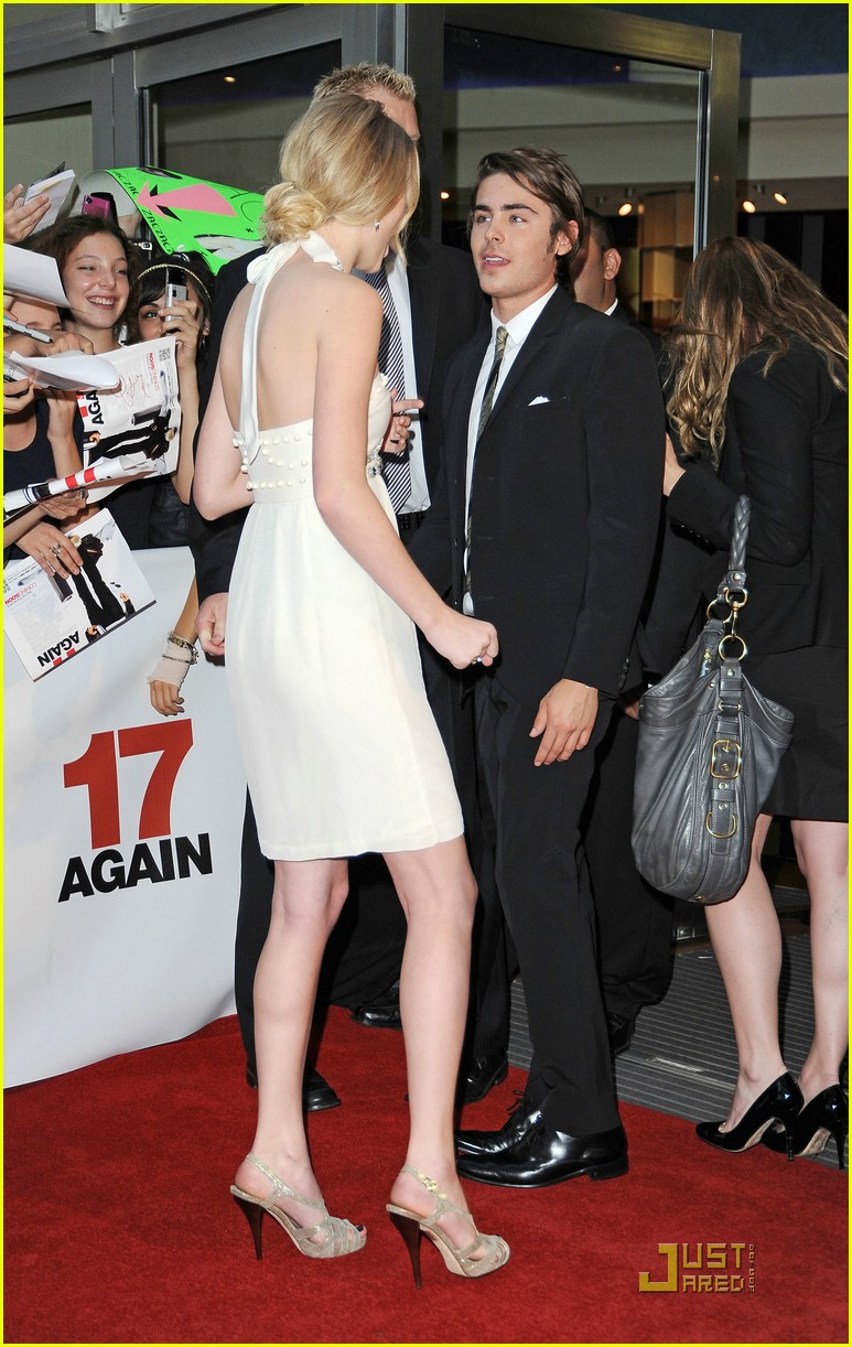 zac efron taylor swift 17 again 091783211