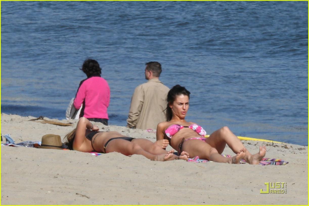 shenae grimes jessica lowndes beach bikini 131775741